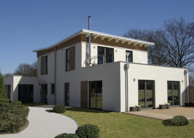 Wohn- u. Gewerbegebäude (SuMa), Ahrensburg
