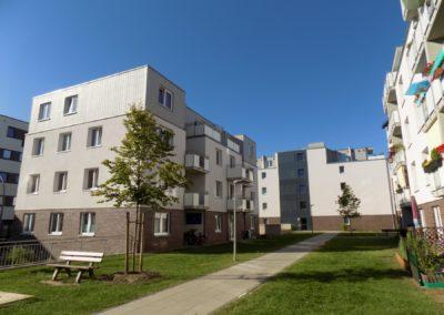 Mehrfamilienhäuser (Glasbläserhöfe), HH-Bergedorf
